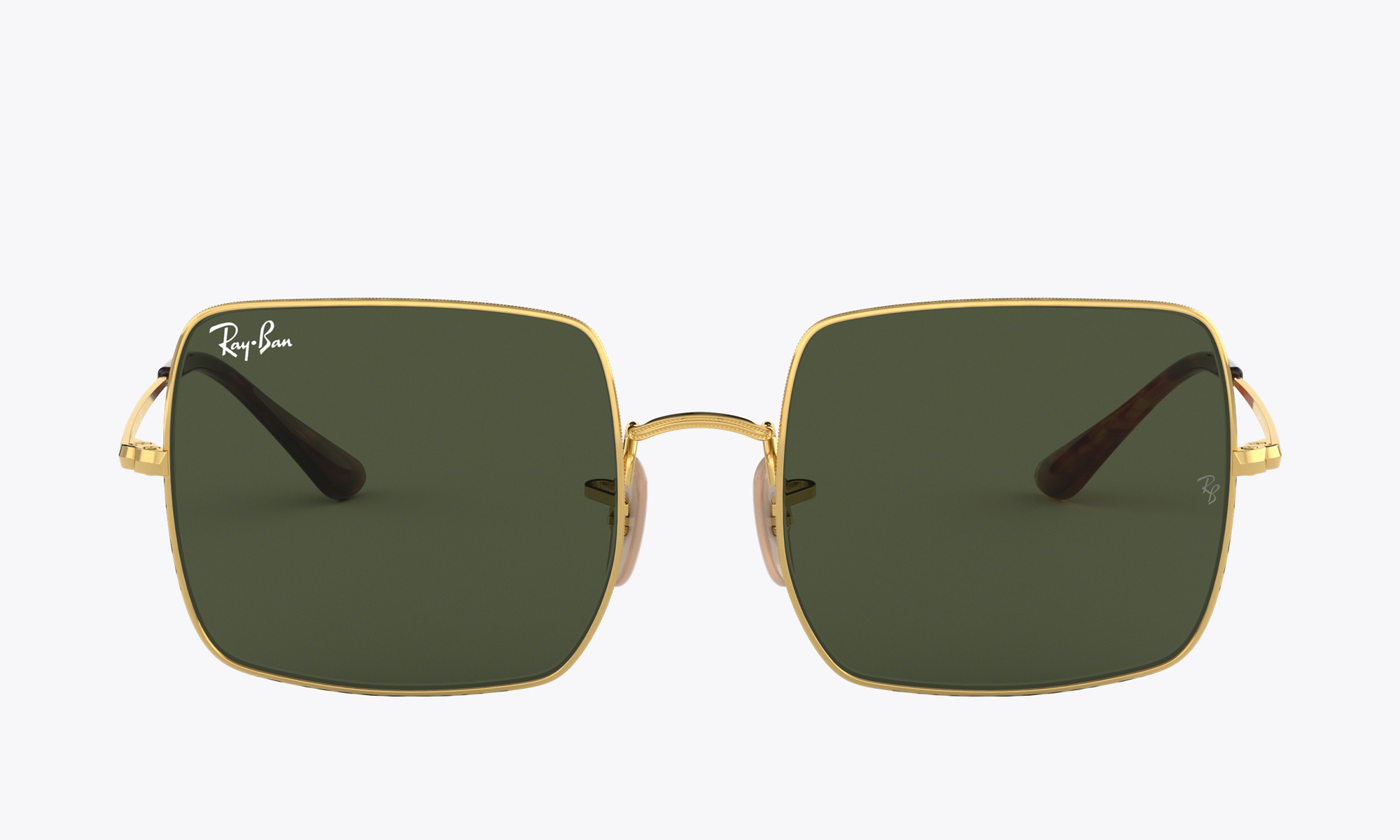 Image of Ray-Ban SQUARE color Gold