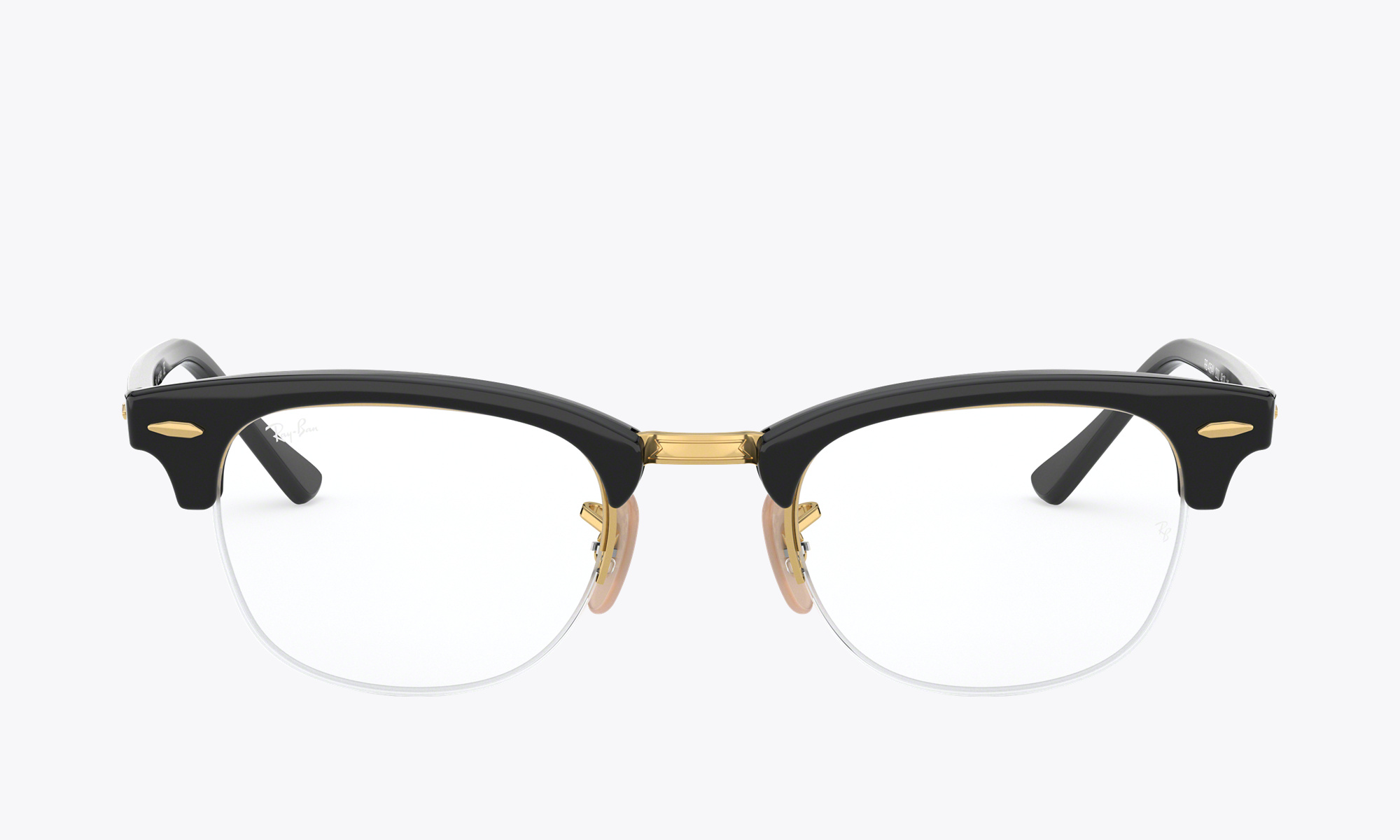 Image of Ray-Ban CLUBMASTER GAZE color Black