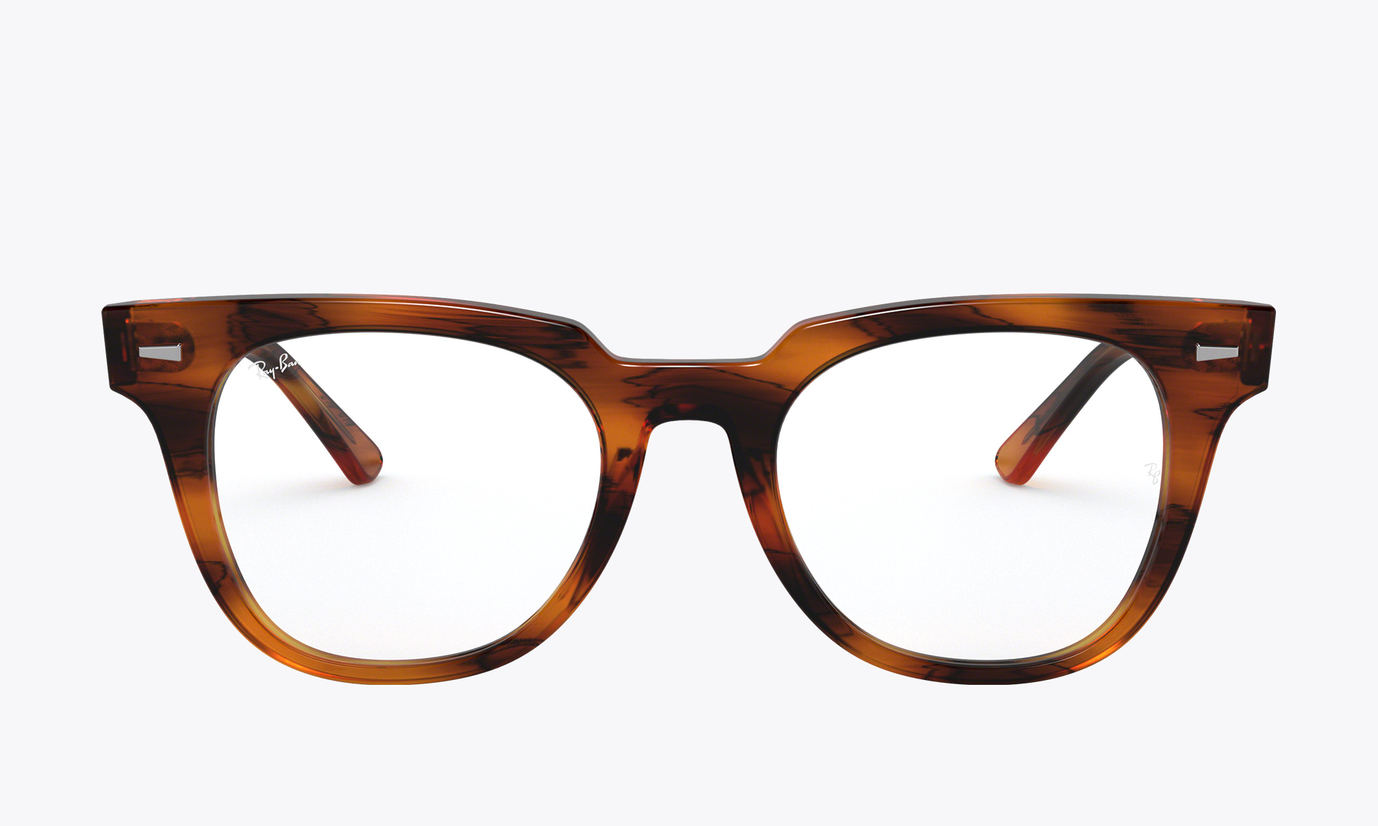 Image of Ray-Ban METEOR OPTICS color Brown