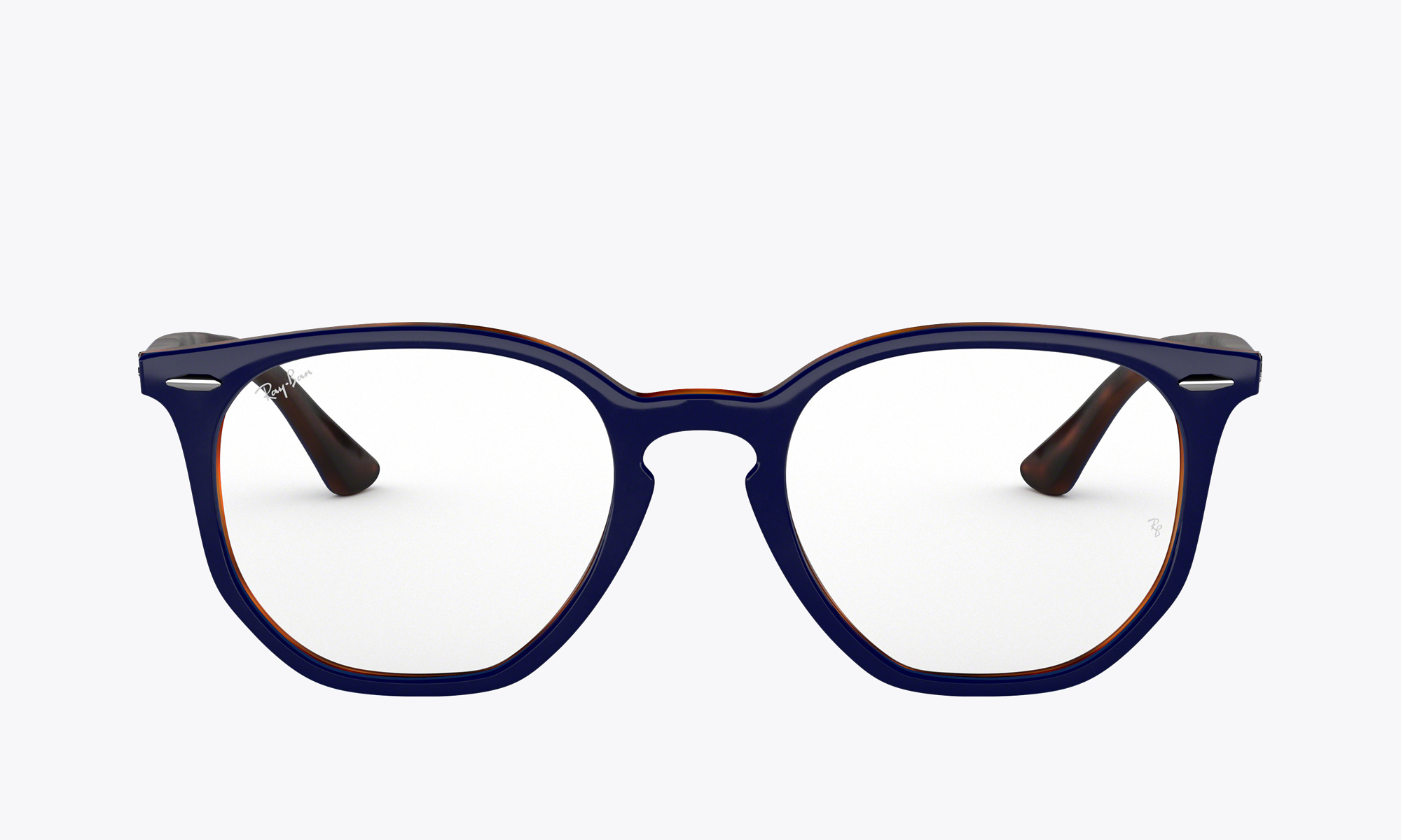Image of Ray-Ban HEXAGONAL OPTICS color Blue