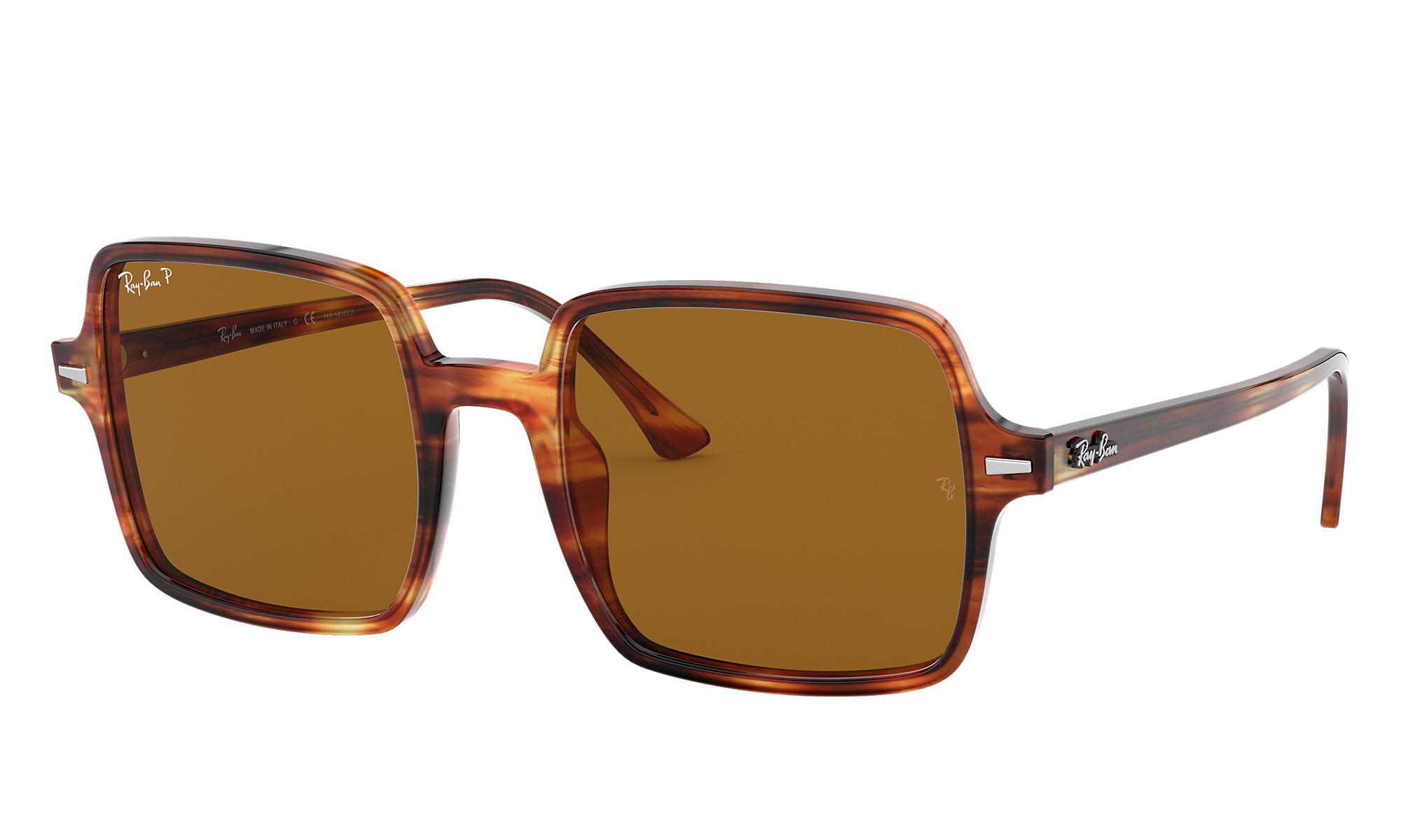 Ray-Ban SQUARE II | Glasses.com® | Free Shipping
