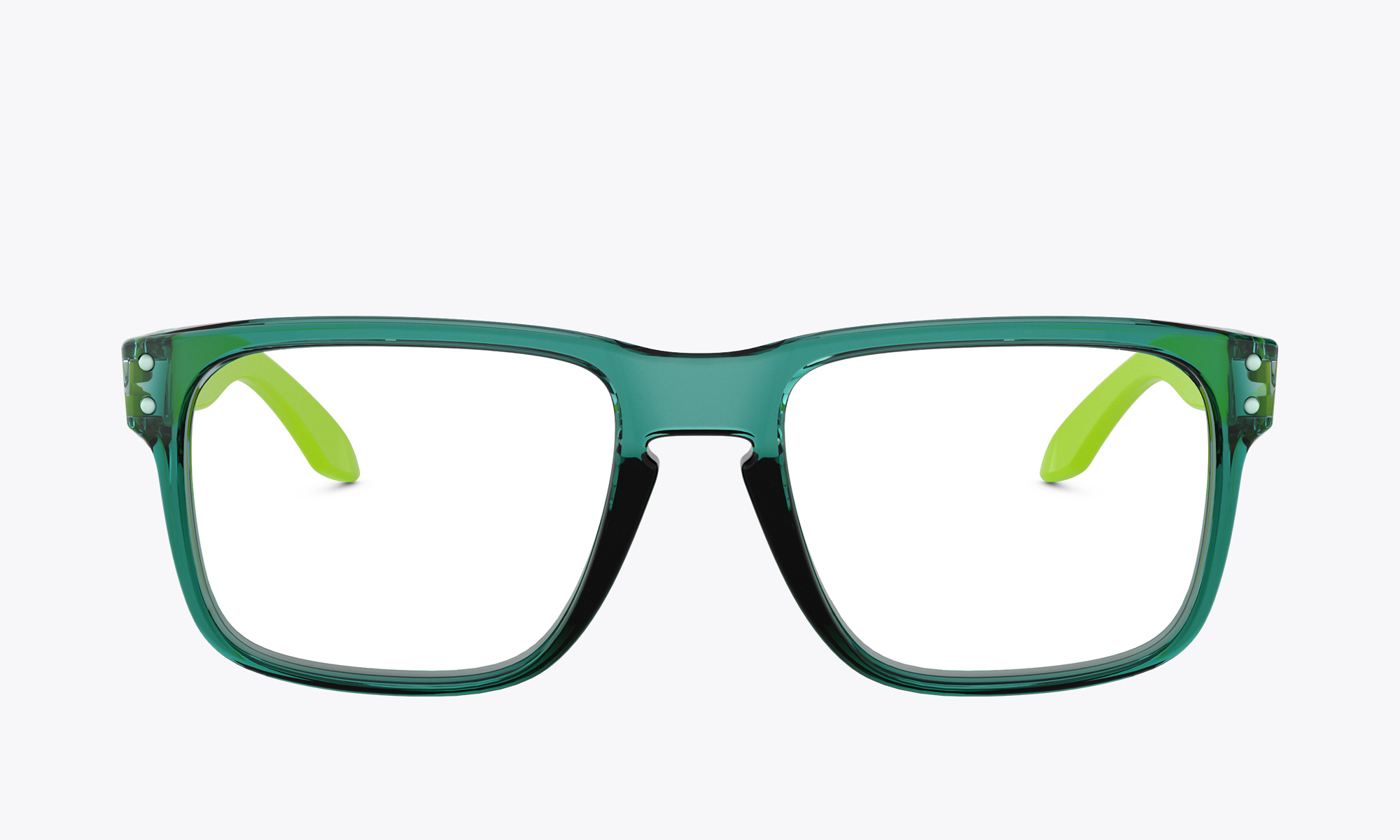Image of Oakley HOLBROOK RX color Green