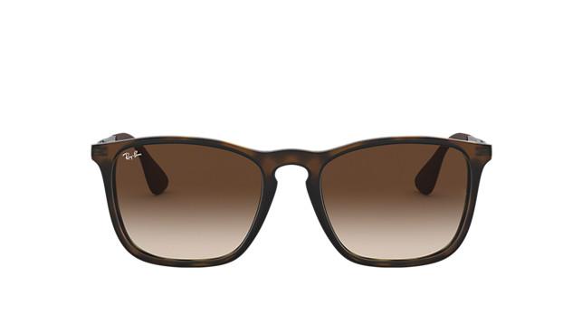 eb6688768bf ... brown gradient mens sunglasses rb4187 6315e8 54 25052 dee1b  italy ray  ban. chris rb4187. home mens sunglasses ray ban chris rb4187 370b9 ca74b