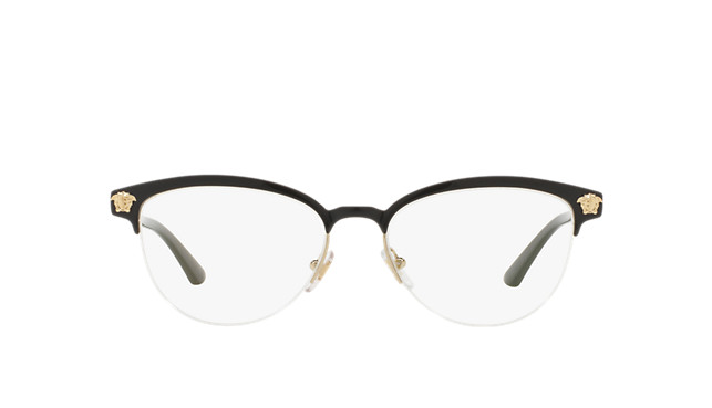 Versace VE1235 Eyeglasses | Glasses.com® | Free Shipping