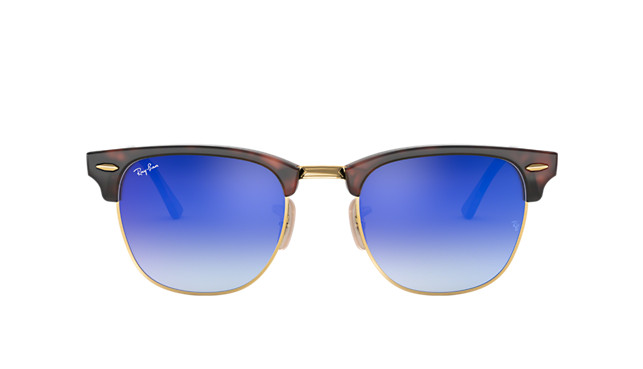 Clubmaster Flash Lenses Gradient RB3016. Home   Men s Sunglasses   Ray-Ban  Clubmaster Flash Lenses Gradient RB3016 6f04f13e820b6