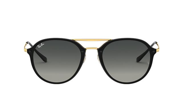 6fef582792c Ray-Ban. Blaze Double Bridge. Home   Men s Sunglasses   Ray-Ban Blaze  Double Bridge