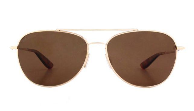 Kaenon Driver Sunglasses Unisex Gold Online Discount