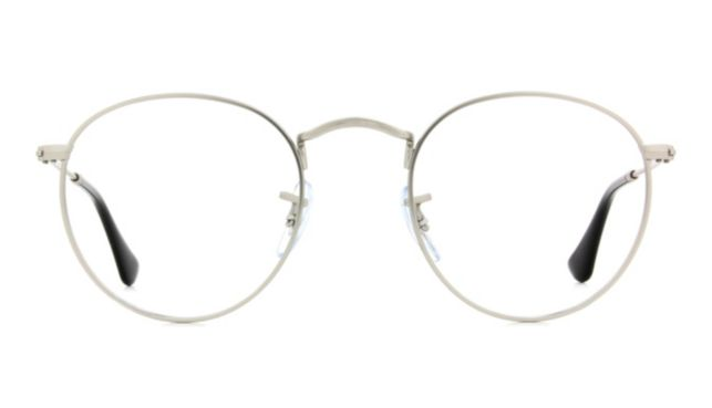 Ray Ban Rx3447V Eyeglasses Men's Silver Online Discount