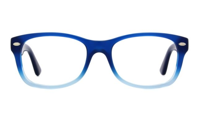 Ray Ban Jr Kids Ry1528 Eyeglasses Unisex Blue Online Discount