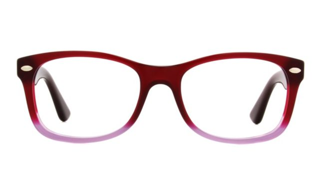 Ray Ban Jr Kids Ry1528 Eyeglasses Women's Red Online Discount