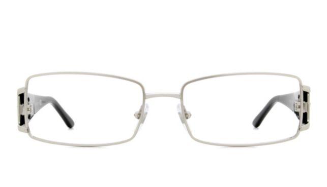 Versace Ve1163M Eyeglasses Women's Silver Online Discount