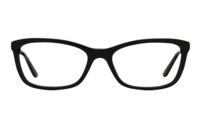 Versace Ve3186 Eyeglasses Women's Black Online Discount