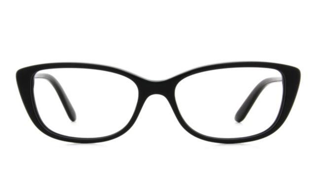 Versace Ve3206 Eyeglasses Women's Black Online Discount