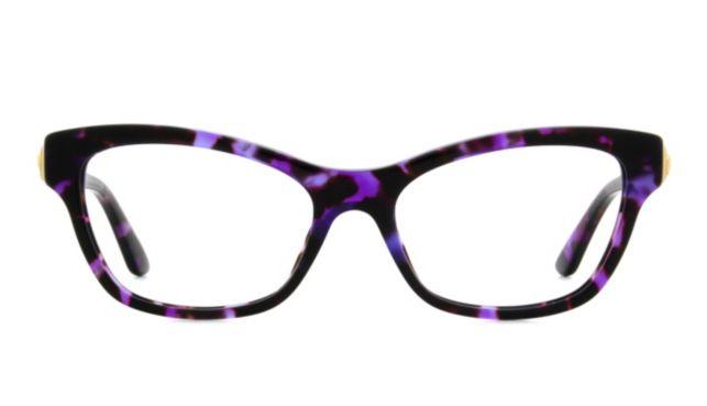 Versace Ve3214 Eyeglasses Women's Purple Online Discount