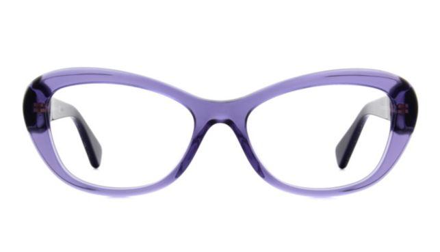 Versace Ve3216 Eyeglasses Women's Purple Online Discount