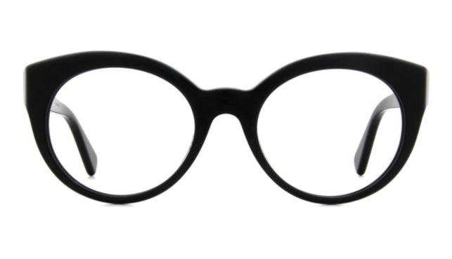 Versace Ve3217 Eyeglasses Women's Black Online Discount