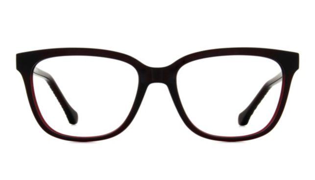 Roberto Cavalli Rc0751 Eyeglasses Women's Burgundy Online Discount