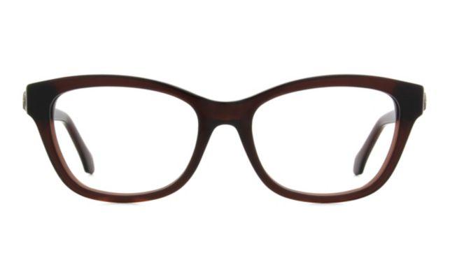 Roberto Cavalli Rc0810 Eyeglasses Women's Brown Online Discount