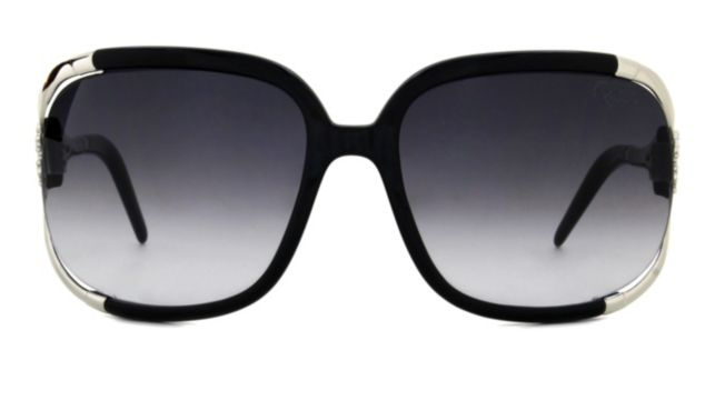 Roberto Cavalli Rc370S Sunglasses Women's Black Online Discount