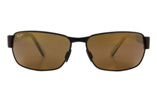 Maui Jim Black Coral Sunglasses Unisex Brown Online Discount