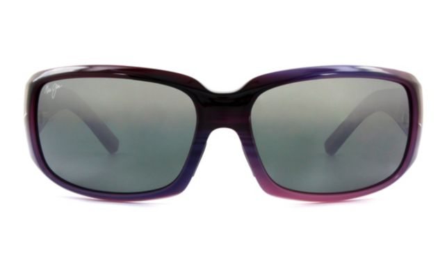 Maui Jim Blue Water Sunglasses Women's Purple Online Discount