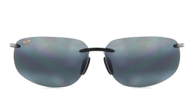 Maui Jim Mala Sunglasses Unisex Black Online Discount