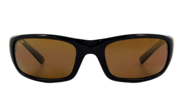 Maui Jim Stingray Sunglasses Unisex Black Online Discount