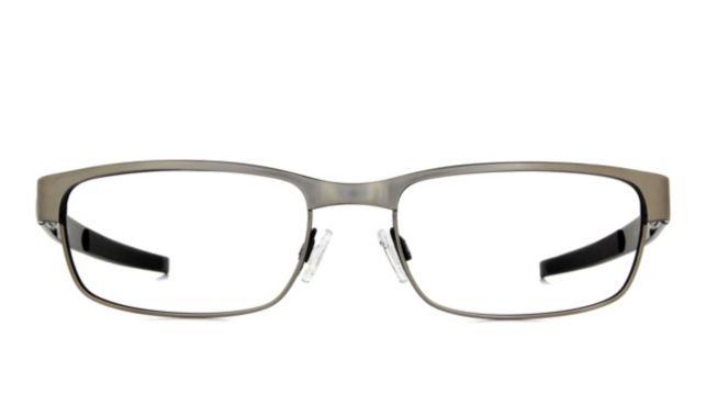 Oakley Carbon Plate Large Eyeglasses Men's Silver Online Discount