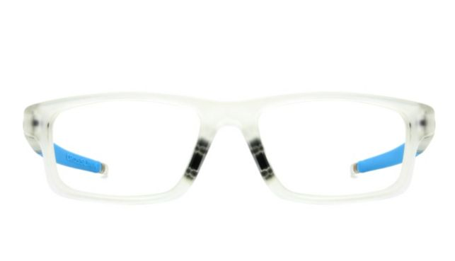 Oakley Crosslink Pitch Large With Extra Temples Eyeglasses Men's Crystal Online Discount