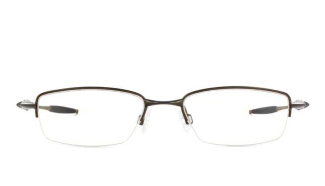 Oakley Drill Bit 0 5 Eyeglasses Men's Gunmetal Online Discount