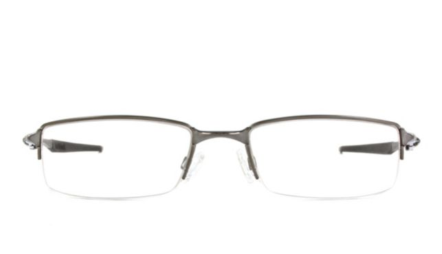Oakley Halfshock Eyeglasses Men's Silver Online Discount
