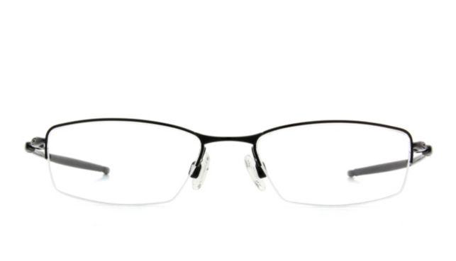 Oakley Transistor Small Eyeglasses Men's Black Online Discount