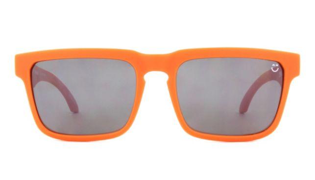 Spy Helm Sunglasses Men's Orange Online Discount