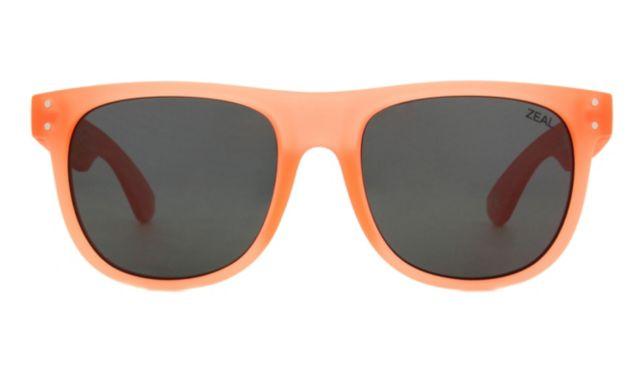 Zeal Optics Ace Sunglasses Unisex Orange Online Discount