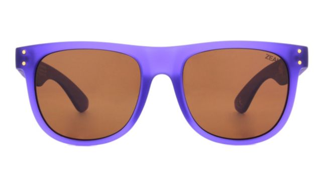 Zeal Optics Ace Sunglasses Unisex Purple Online Discount