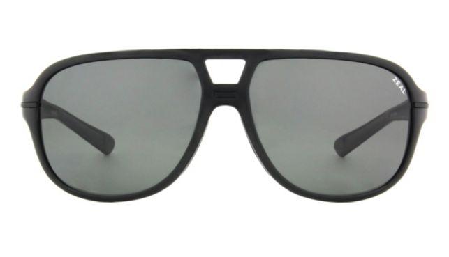 Zeal Optics Darby Sunglasses Unisex Black Online Discount
