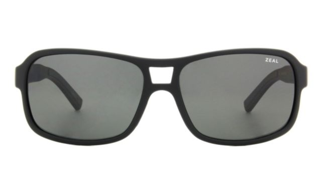 Zeal Optics Tofino Sunglasses Men's Black Online Discount