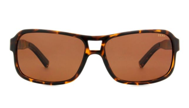 Zeal Optics Tofino Sunglasses Men's Tortoise Online Discount
