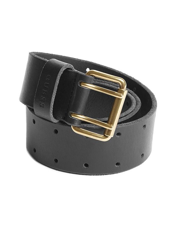 Louise Double Prong Military Belt | GUESS ca
