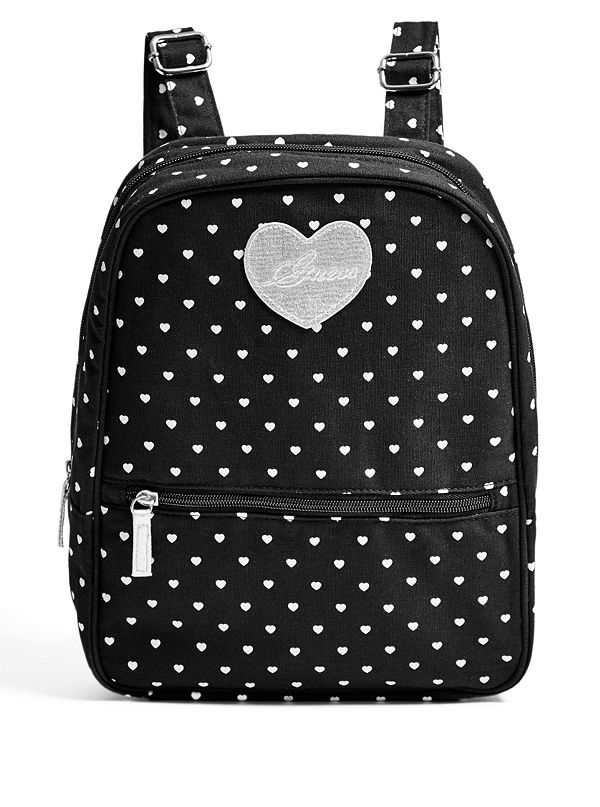 fe92b5f778 Girls Heart-Print Backpack (4-16)