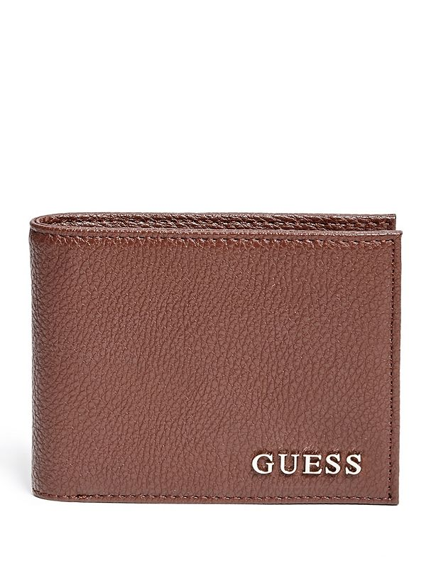 Slim Bifold Wallet   Guess Factory Canada d392dfb02f