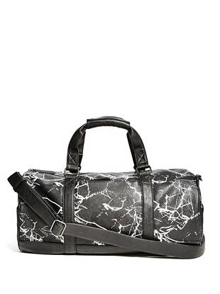 Marble Duffle Bag  7796445d91dec