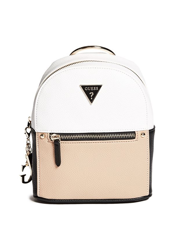 f4fc1cda126e Lilya Logo Convertible Mini Backpack