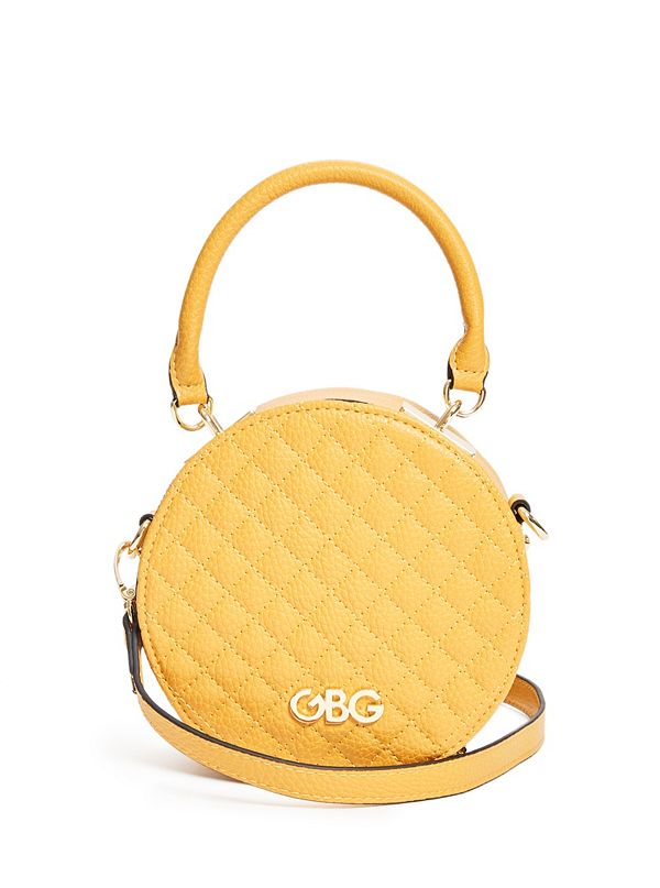 3cc9aad51abf Circa Round Quilted Crossbody