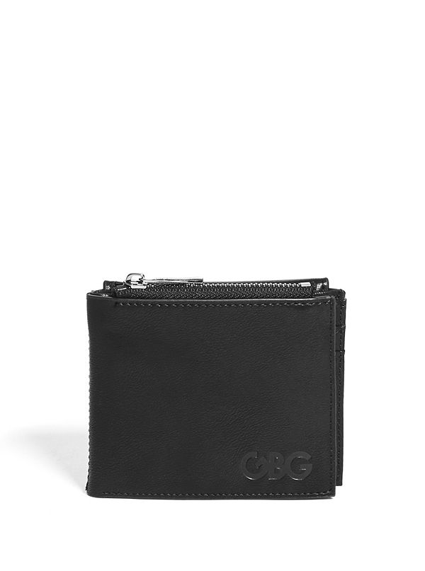 9a8b7d11a New Arrivals · RFID Faux-Leather Bifold Wallet