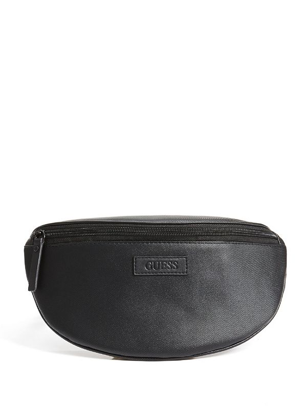 Faux-Leather Logo Belt Bag ad78d9c6c5d03