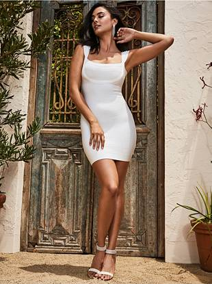 Zaida Bandage Dress by Guess