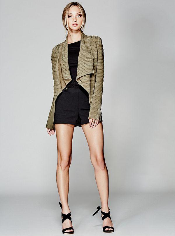 coats zip m jacket draped drapes poshmark suede jackets zara listing