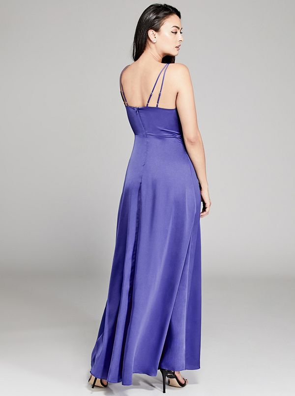Liana Maxi Dress | GUESS.ca