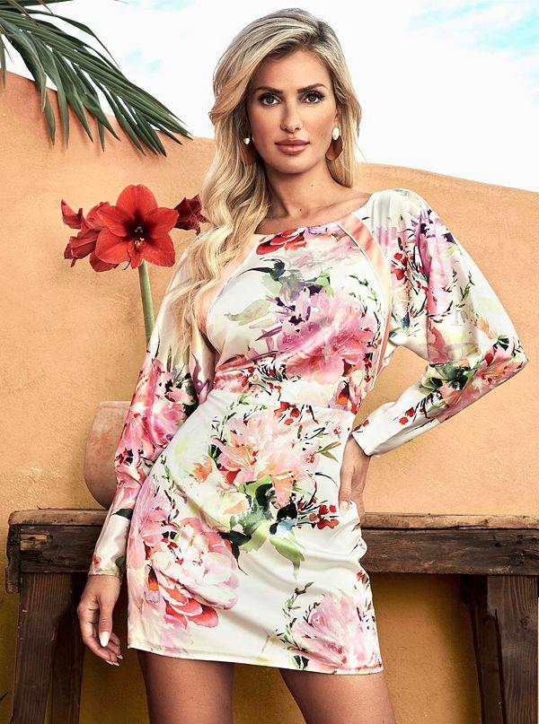 bbfb1662fe9 Petal Perfection Floral Dress